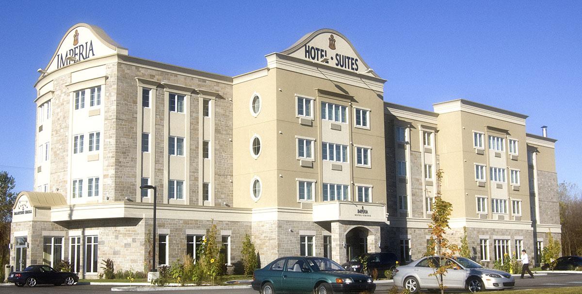 Le St Martin Hotel Centre Ville