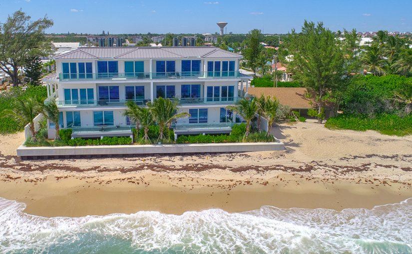 Orange news / IDEA Architects affronte la mer