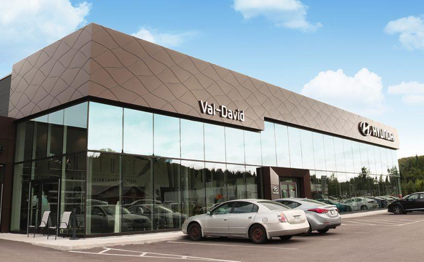 Concessionnaire Hyundai Val-David