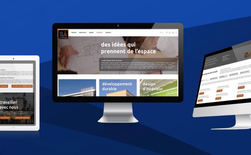 Nouveau site Web TLA