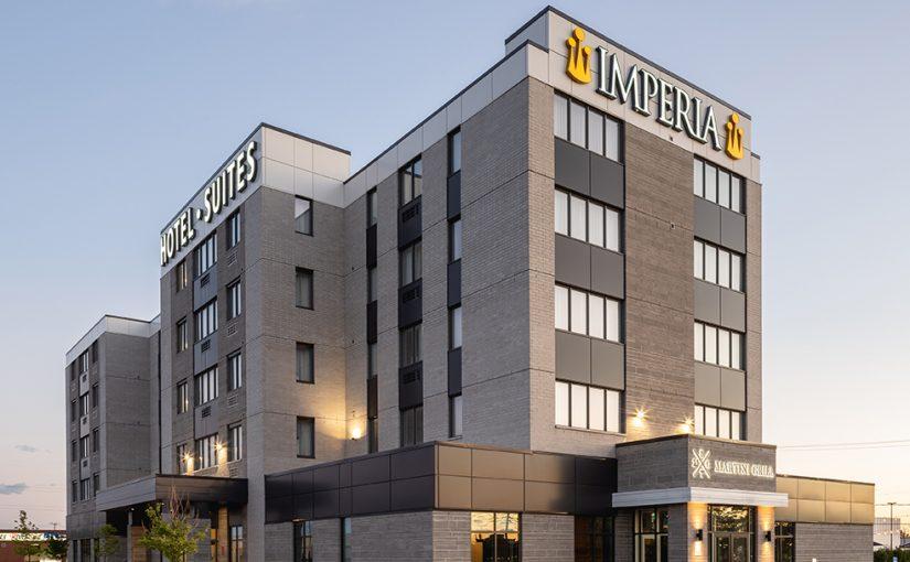 Impéria Hôtel & Suites – Boucherville